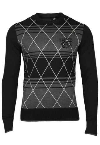 Urban Surface by Sublevel Pullover O-Neck