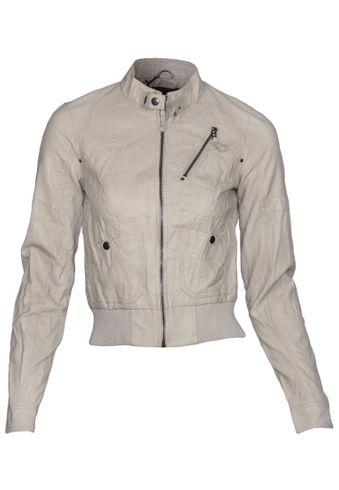 Vero Moda Jacke Joey Short Pu Jacket Booster