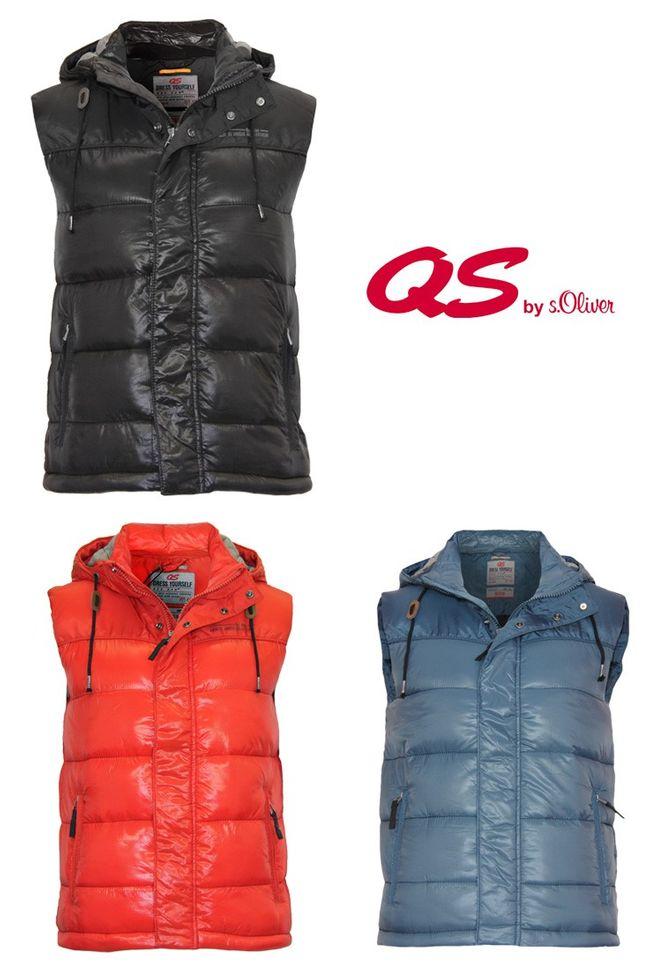 Qs by s oliver herren caban jacke