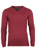 !Solid Pullover Bomer