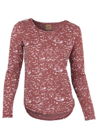 Oxmo Pullover Donna-Ls