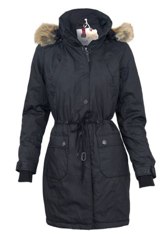 Urban Surface Übergangs / Winter Mantel Parka