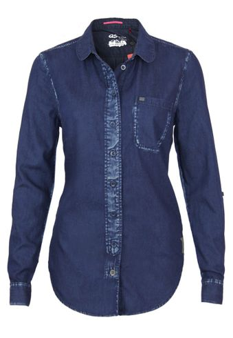QS by s.Oliver Jeans Hemd