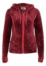Urban Surface Teddy Fleece Jacke