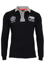Geographical Norway Polo Shirt Kitsh Men Ls