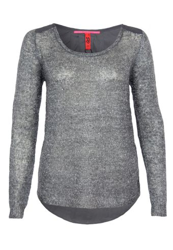 QS by s.Oliver Pullover Bluse