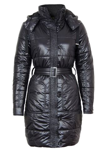 QS by s.Oliver Outdoor Jacke mit Kapuze
