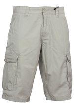 Solid Bermuda Shorts Amin