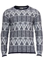 Jack & Jones Pullover Jjorpattern Crew Neck Knit
