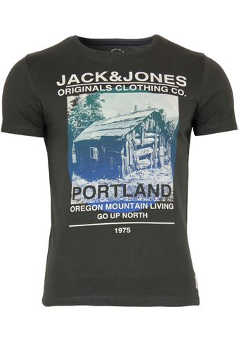 Jack & Jones T-Shirt Jjorking Tee Slim Fit