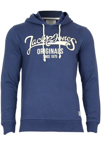 Jack & Jones Sweatshirt Classic Hood Sweat Reg Fit
