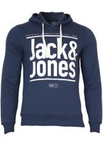 Jack & Jones Sweatshirt Jjcobrad Sweat Slim Hood Fit