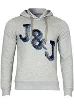 Jack & Jones Sweatshirt Jjorsixty Sweat Hood Slim Fit