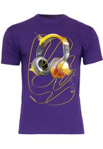 M47 F140 Herren T-Shirt mit Motiv Yellow Headset