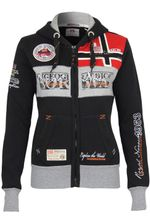 Geographical Norway Sweatjacke Flyer Lady