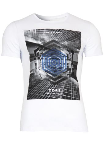 Jack & Jones T-Shirt Jcophone Tee Slim