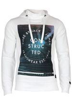 Jack & Jones Sweatshirt Jjcoeverett Sweat Cross Hood Slim