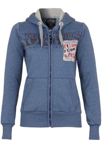 Geographical Norway Sweatjacke Gwen Lady