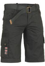 Geographical Norway Bermuda Shorts Parrot Men