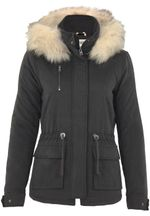 Only Jacke Onlstarlight Fur Parka