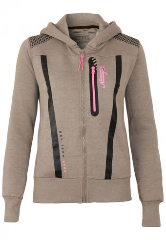 Geographical Norway Sweatjacke Fitness Lady