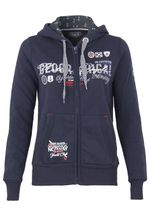 Geographical Norway Sweatjacke Gibelula Lady