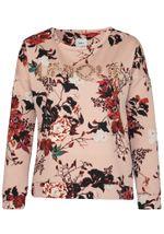 Only Damen Sweatshirt Onlawesome Hope Oneck Sweat
