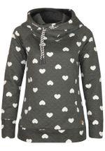 Only Damen Sweatshirt Onlann Jalene Hood Sweat