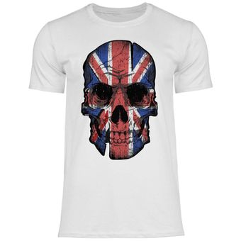 df12 Herren T-Shirt United Kingdom UK Großbritannien Flagge