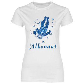 a27 Damen T-Shirt Alkonaut