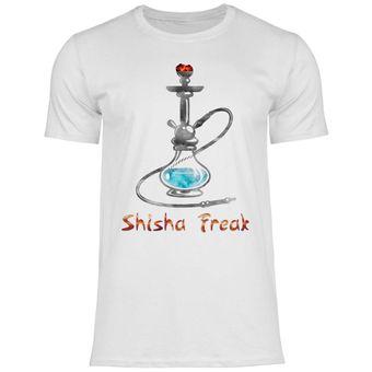 rs120 Herren T-Shirt Shisha Freak