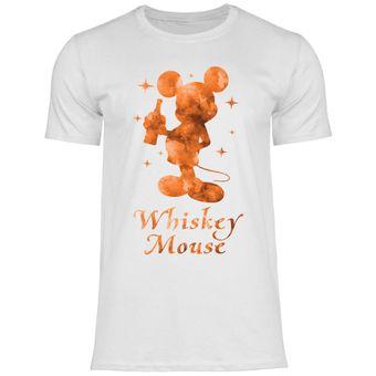 a60 Herren T-Shirt Whiskey Mouse