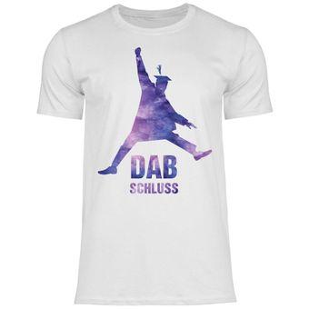 a48 Herren T-Shirt DAB Schluss Junge
