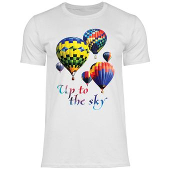 rs128 Herren T-Shirt Up to the Sky
