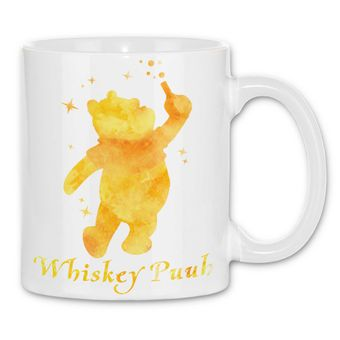 a3 Tasse Whiskey Puuh
