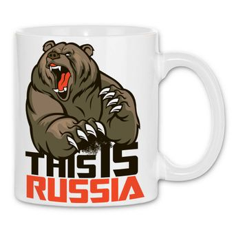 rs34 Tasse This is Russia